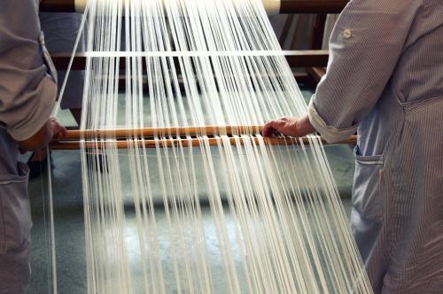 Tessitura artigianale