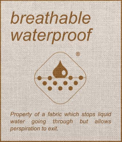 breathable-waterproof