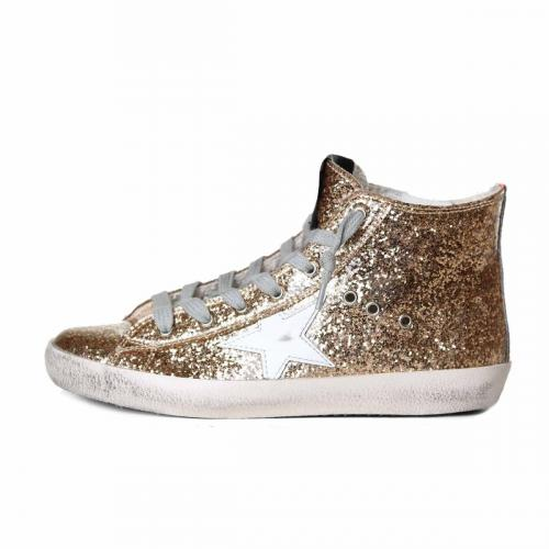 9713-golden goose francy oro glitter jr-1